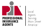 professional insurance agent logo